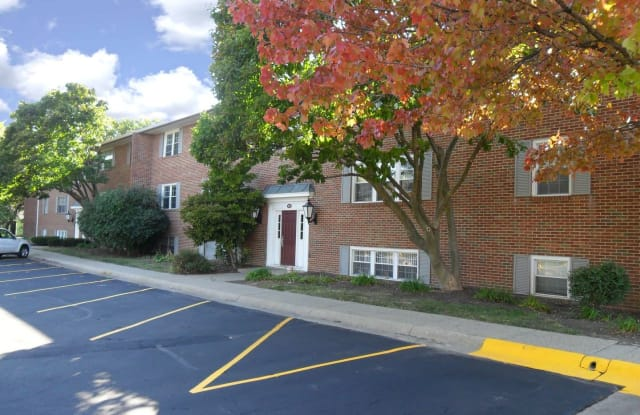 Georgetown South Apartments - 1855 Shoshone Dr, Lafayette, IN 47909
