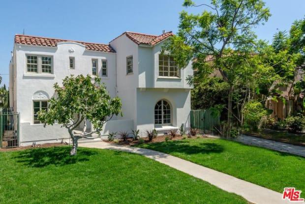 890 South BRONSON Avenue - 890 South Bronson Avenue, Los Angeles, CA 90005