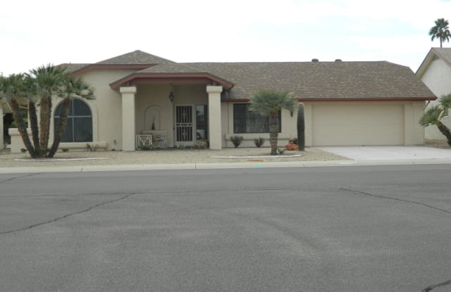 12635 W FOXFIRE Drive - 12635 North Foxfire Drive, Sun City West, AZ 85375