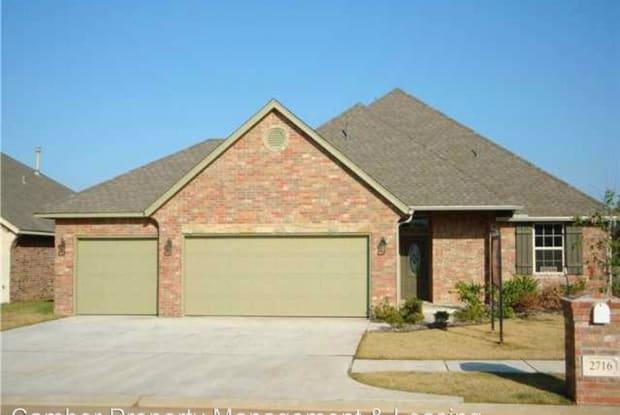 2716 Wyatt Way - 2716 Wyatt Way, Oklahoma City, OK 73099