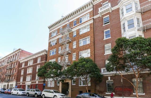 775 Geary St. - 775 Geary Street, San Francisco, CA 94109