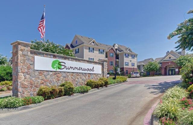 Summerwood Apartments - 4350 Old Omen Rd, Tyler, TX 75707