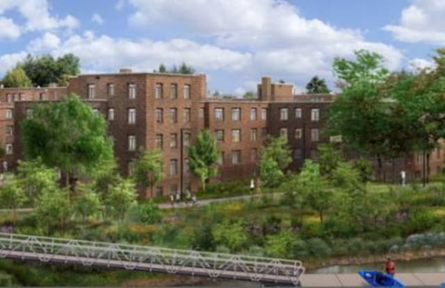 Lathrop Homes - 2000 W Diversey Ave, Chicago, IL 60618