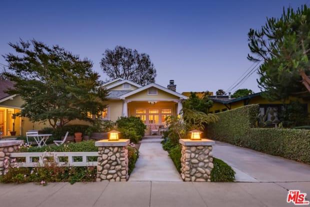 1020 NOWITA Place - 1020 Nowita Place, Los Angeles, CA 90291