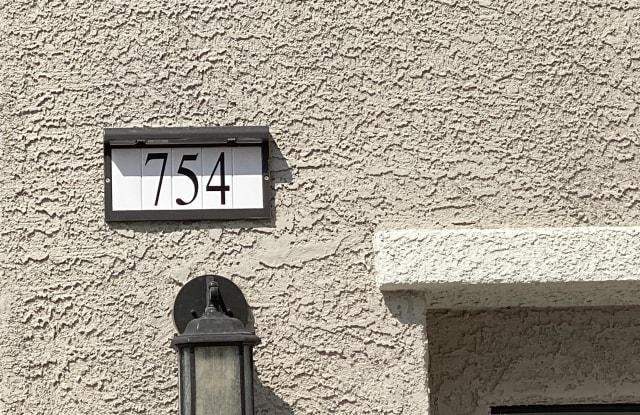 754 Amber Morning Court - 1 - 754 Amber Morning Court, North Las Vegas, NV 89086