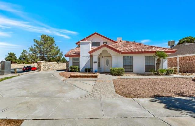 1478 Gene Torres Drive - 1478 Gene Torres Drive, El Paso, TX 79936