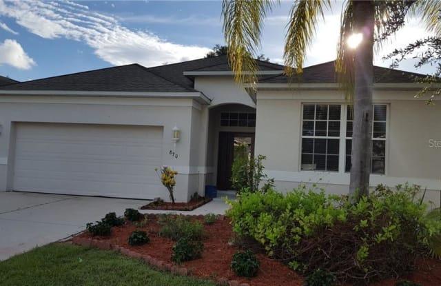 870 GREYSTONE LANE - 870 Greystone Lane, Fruitville, FL 34232