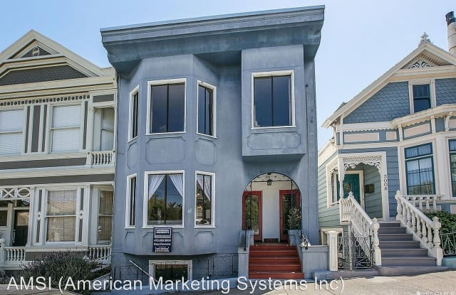 3012 Pierce - 3012 Pierce Street, San Francisco, CA 94123