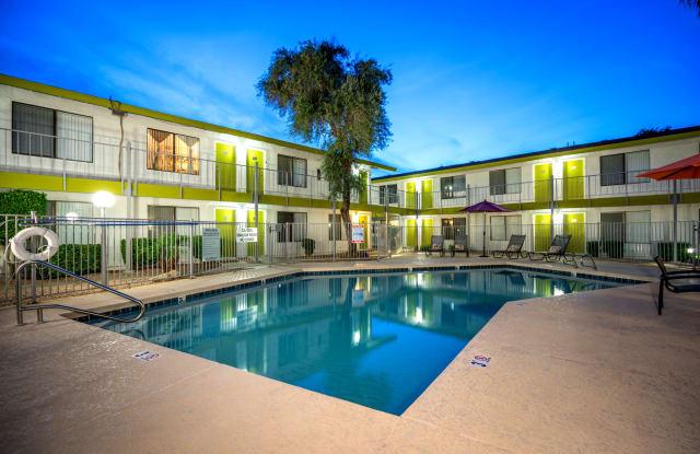 Dwell Apartment Homes - 1923 N 70th St, Scottsdale, AZ 85257