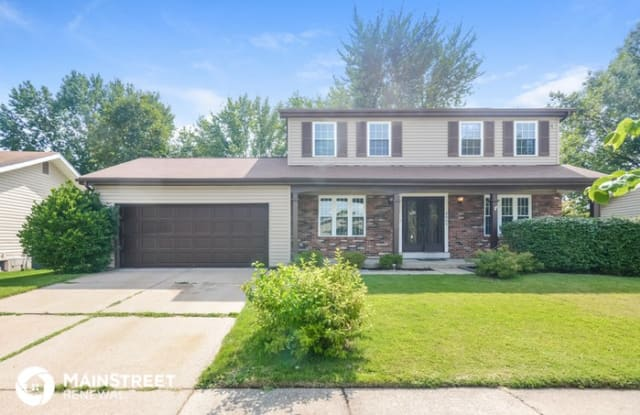 4009 Hounds Hill Drive - 4009 Hounds Hill Drive, Old Jamestown, MO 63034
