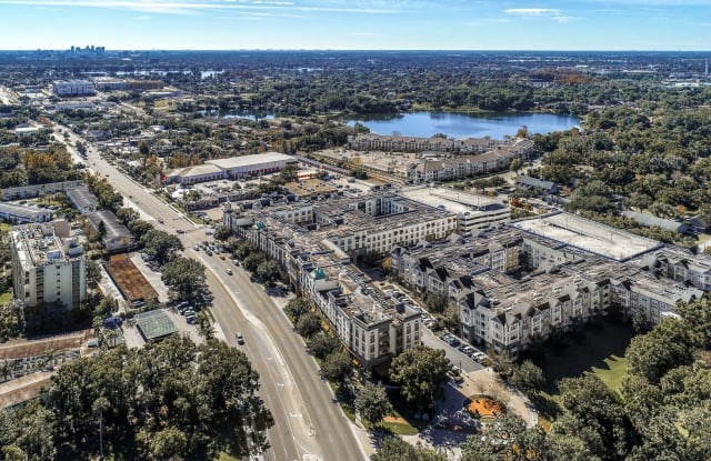 The Village at Lake Lily - 925 Orlando Ave S, Maitland, FL 32751