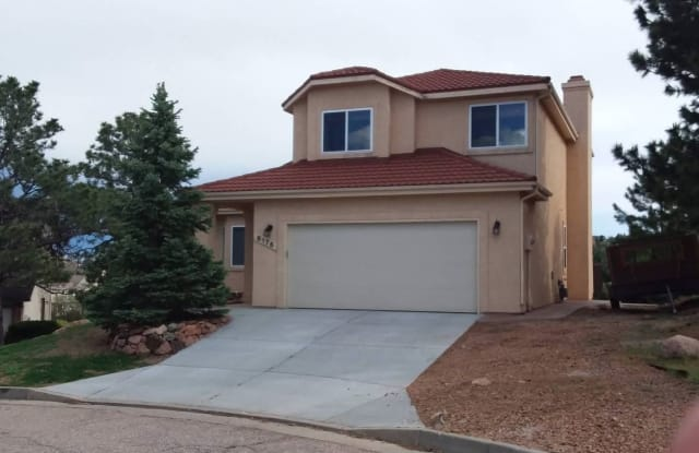 8175 Spire Ct - 8175 Spire Court, Colorado Springs, CO 80919