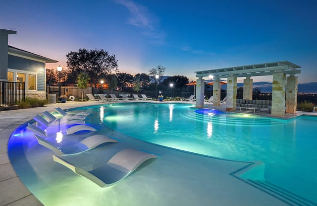 The Terrace At Walnut Creek - 8712 Old Manor Road, Austin, TX 78724
