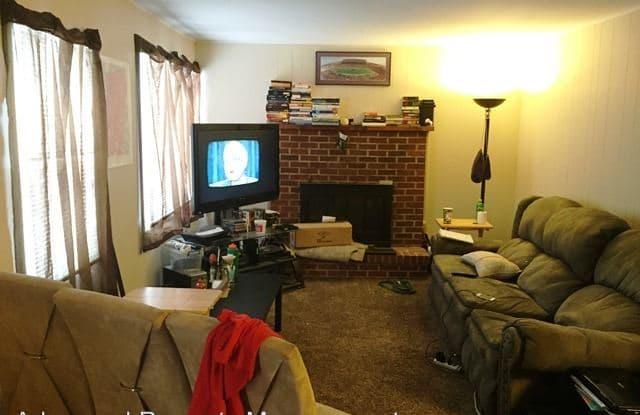 1207 Claflin Main Floor - 1207 Claflin Road, Manhattan, KS 66502