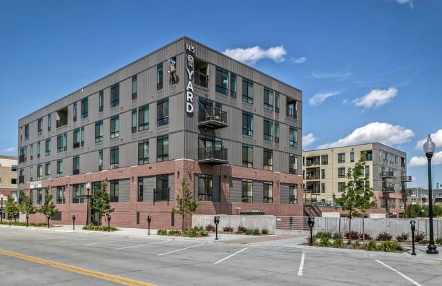 1415 At The Yard - 1415 Cuming Street, Omaha, NE 68102
