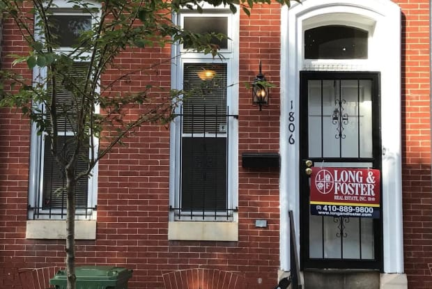 1806 DRUID HILL AVE - 1806 Druid Hill Avenue, Baltimore, MD 21217