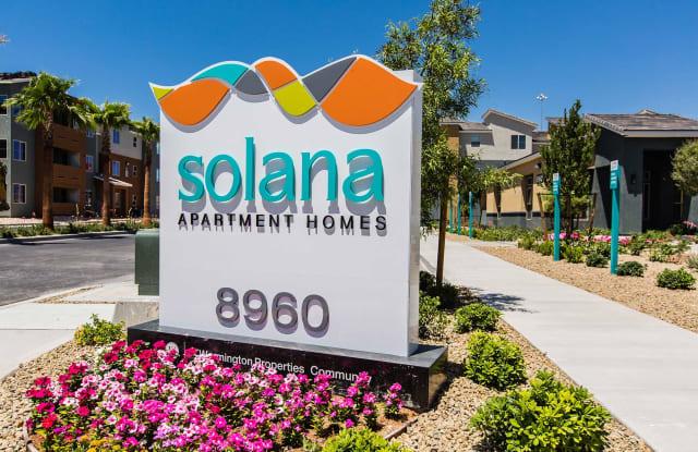 Solana - 8960 W Post Rd, Spring Valley, NV 89148