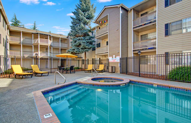Bayview Apartments - 30911 1st Ave S, Federal Way, WA 98003