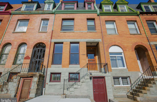 1625 SAINT PAUL STREET - 1625 Saint Paul Street, Baltimore, MD 21202