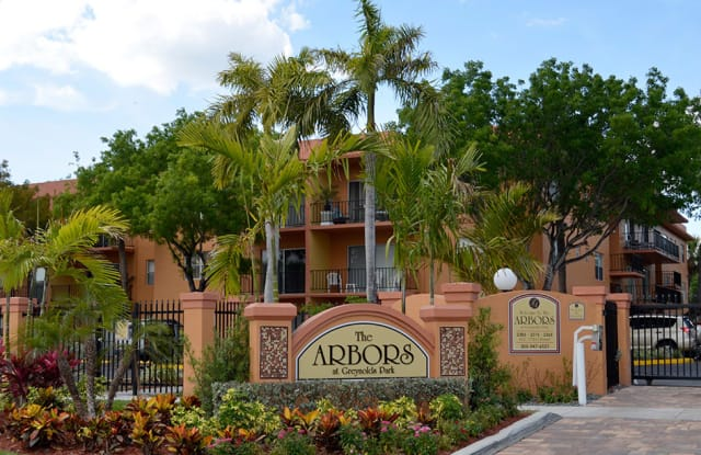 The Arbors - 2375 NE 173rd St, North Miami Beach, FL 33160