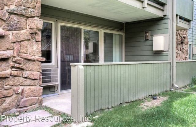 3375 Chisholm Trail #A103 - 3375 Chisholm Trail, Boulder, CO 80301