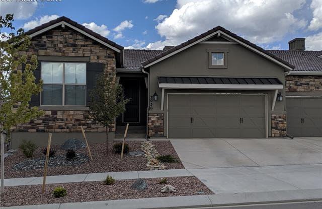 2036 Ruffino Drive - 2036 Ruffino Dr, Colorado Springs, CO 80921