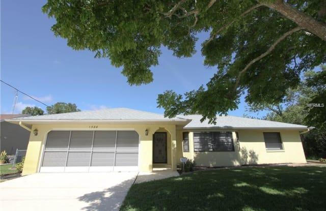 1588 BIRCHCREST BOULEVARD - 1588 Birchcrest Boulevard, Port Charlotte, FL 33952