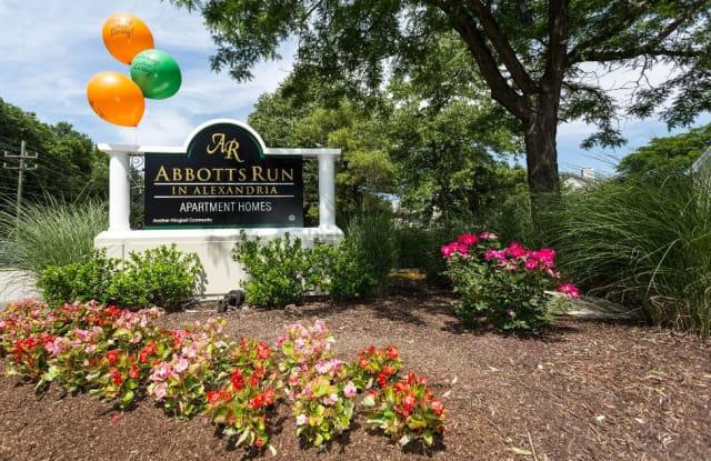 Abbotts Run Apartments - 5711 Woodlawn Gable Dr, Fairfax County, VA 22309