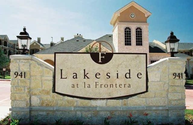 Lakeside at La Frontera - 941 Hesters Crossing Rd, Round Rock, TX 78681