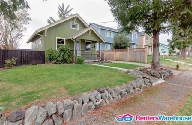 6832 S Puget Sound Avenue - 6832 South Puget Sound Avenue, Tacoma, WA 98409
