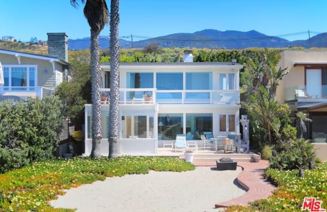 31008 Broad Beach Rd - 31008 Broad Beach Road, Malibu, CA 90265