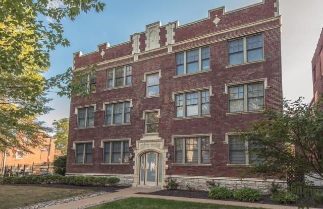 4220 Mcpherson Avenue - 4220 Mcpherson Avenue, St. Louis, MO 63108