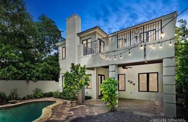 1672 Micanopy Ave - 1672 Micanopy Avenue, Miami, FL 33133