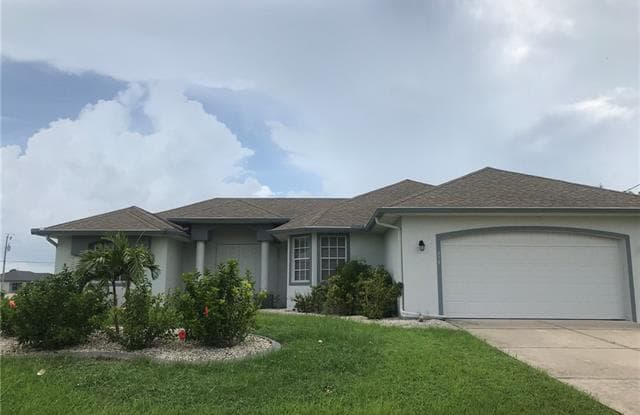 214 NW 27th PL - 214 Northwest 27th Place, Cape Coral, FL 33993
