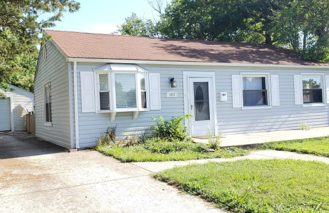 1412 ISTED ROAD - 1412 Isted Road, Glen Burnie, MD 21060