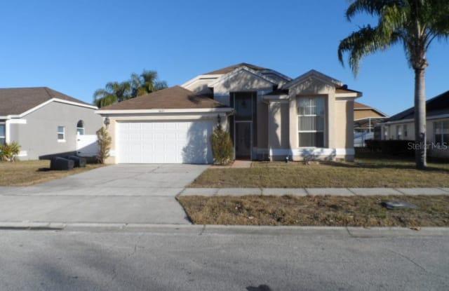 8627 PRIMROSE DRIVE - 8627 Primrose Drive, Four Corners, FL 34747