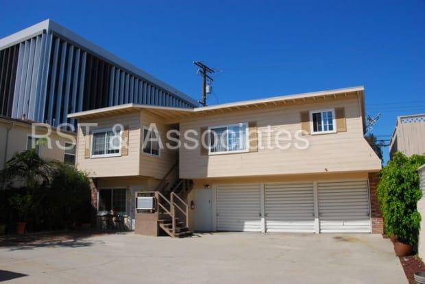1223 Berkeley Street - 1223 Berkeley Street, Santa Monica, CA 90404