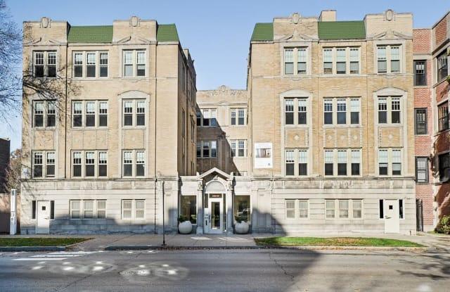 1334-40 E Hyde Park Blvd - 1334 East Hyde Park Boulevard, Chicago, IL 60615