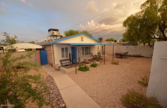 2469 N Santa Rita Avenue - 2469 North Santa Rita Avenue, Tucson, AZ 85719