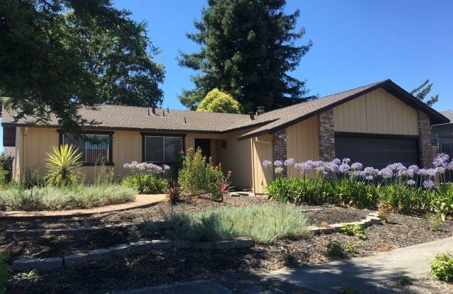 503 Squirrel Court - 503 Squirrel Court, Santa Rosa, CA 95401