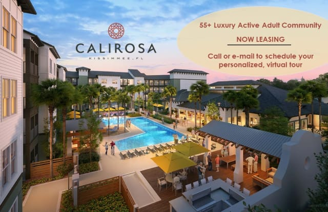 Calirosa - 2920 Flora Boulevard, Kissimmee, FL 34741
