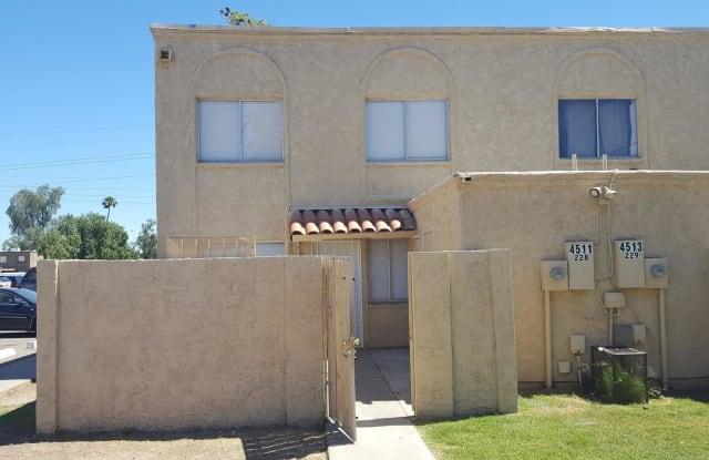 4511 E Pueblo Ave - 4511 East Pueblo Avenue, Phoenix, AZ 85040
