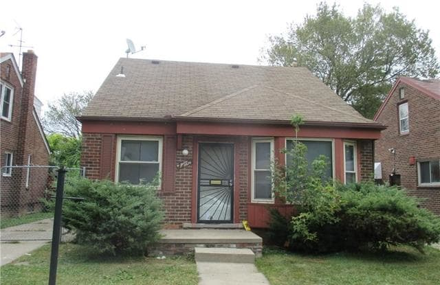 11674 ROSEMONT Avenue - 11674 Rosemont Avenue, Detroit, MI 48228