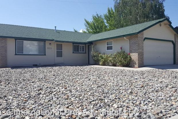 935 Kennedy Drive - 935 Kennedy Drive, Carson City, NV 89706