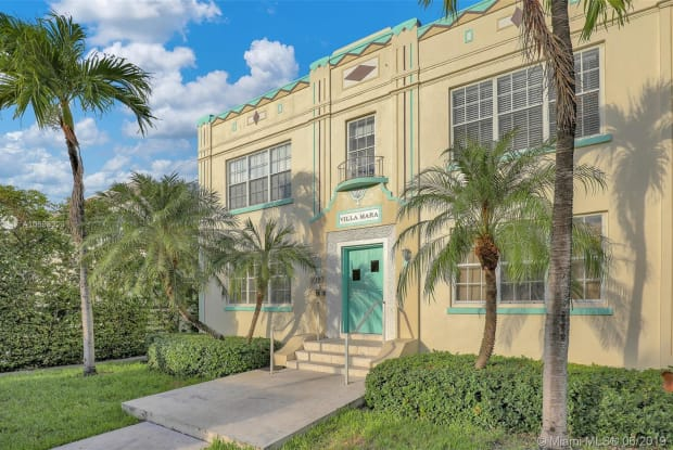 1027 Euclid Ave - 1027 Euclid Avenue, Miami Beach, FL 33139