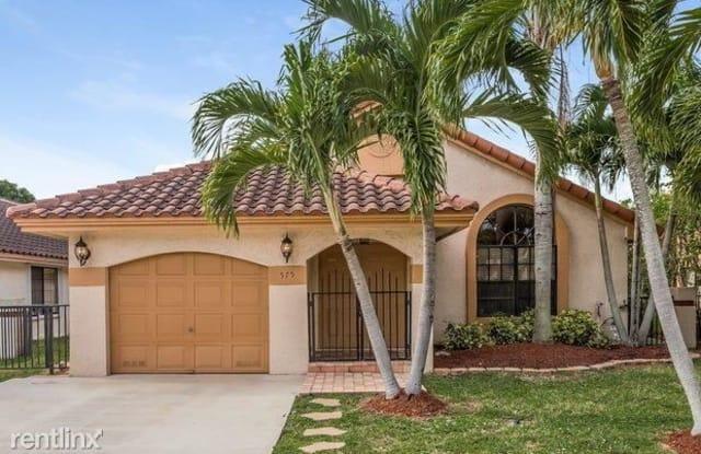 575 NW 38th Ave - 575 Northwest 38th Avenue, Deerfield Beach, FL 33442