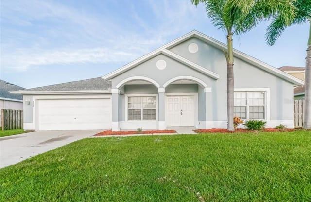 398 TUNBRIDGE DRIVE - 398 Tunbridge Drive, Rockledge, FL 32955