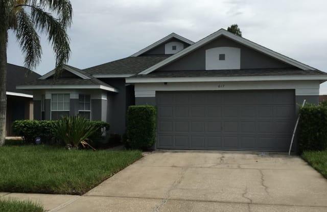 617 Wechsler Circle - 617 Wechsler Circle, Southchase, FL 32824