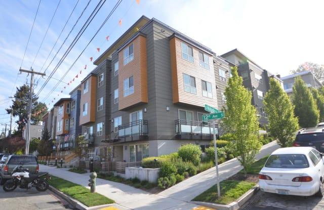 Holgate12 - 1814 12th Avenue South, Seattle, WA 98144
