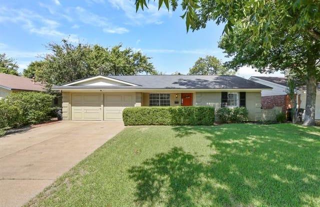 4808 Bonnell Avenue - 4808 Bonnell Avenue, Fort Worth, TX 76107